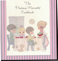 Precious Moments Cookbook Everyday Recipes Enesco Spiral Bound Book 1988 - $29.95