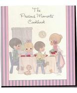 Precious Moments Cookbook Everyday Recipes Enesco Spiral Bound Book 1988 - $29.95