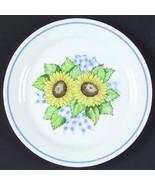 Sunsations (Corelle) by Corning Sunflower Design Large Dinner Plate - $10.99