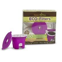 ECO-Filters Starter Kit | Reusable, Refillable Coffee Pod Capsule + 100 ... - €13,91 EUR