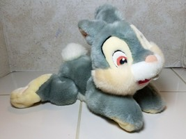 "Disney Store Exclusive THUMPER Bunny 12"" Plush Stuffed Animal Bambi - $16.78"
