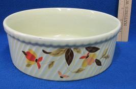 Vintage Hall Round Casserole Dish Bowl Jewel Te... - $12.86