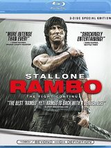 Rambo (Blu-ray Disc, 2008, 2-Disc Set, Special Edition)