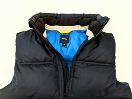 Boys Gap Kids Puffer Vest Size Large 10  Navy Blue  Mint Condition - $16.69