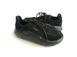 Ugg La Cloud Low Trainer Black Sneakers Us 11 / Eu 42 / Uk 9 - $92.57
