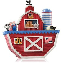 Hallmark QGO1316 Noah's Ark - 2014 Christmas Keepsake Ornament - $16.73