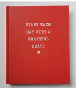 Fitlosophy Fitspiration Red Journal 16 Weeks Guided Fitness Inspiration ... - $30.40
