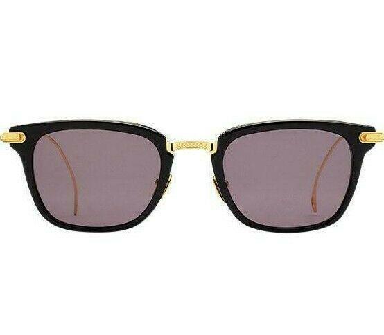 DITA STATESIDE 18K Gold Plated Black DRX2066 Titanium Sunglasses 2066 A-T-BL image 2