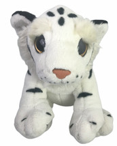 "White Siberian Tiger Cub Plush 10"" Best Made Toys Stuffed Animal toy - $16.37"