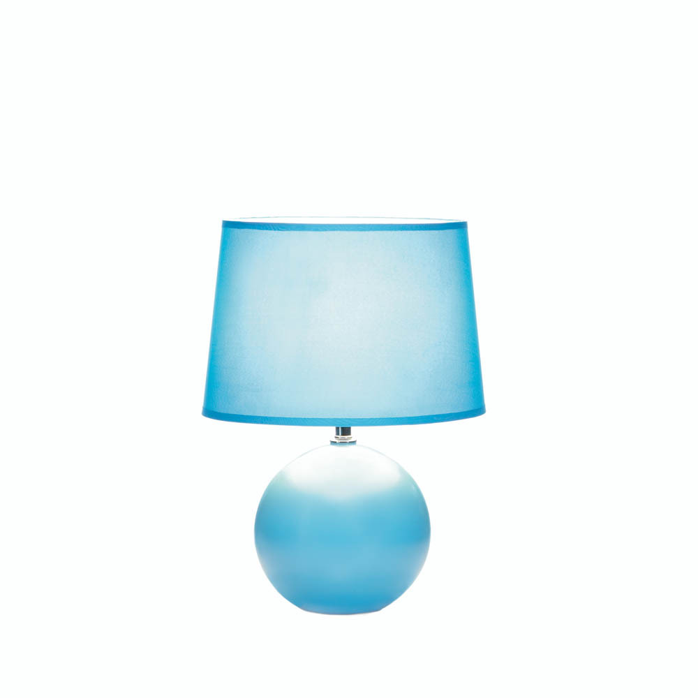 Home Desk Lamp, Small Stylish Blue Round and 50 similar items