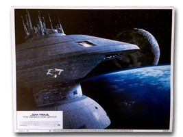 """STAR TREK 3: SEARCH FOR SPOCK"" ORIGINAL 11X14 AUTHENTIC LOBBY CARD PHOT... - $22.91"