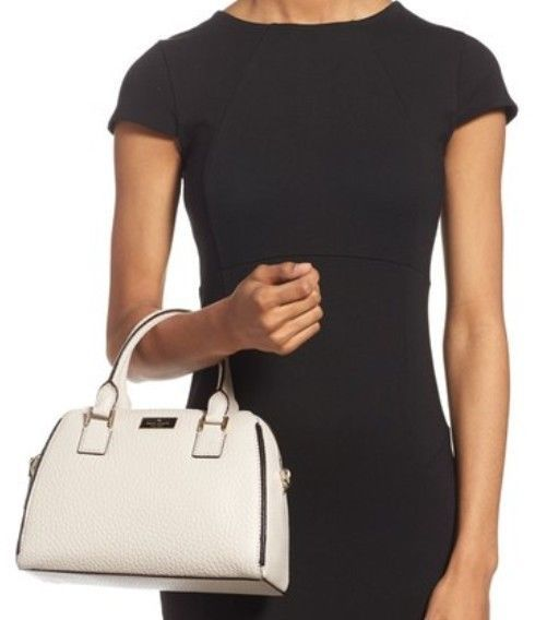 030f129fe4ff0 NWT Kate Spade Prospect Place Small Pippa Leather Crossbody Satchel Bag