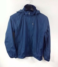 REI Blue Windstill Jacket Windbreaker Mens Medium - $23.36
