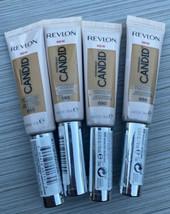 Revlon Photoready Candid Antioxidant Concealer #050 Medium Deep Lot Of 4 New - $20.69