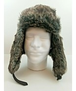 Goodfellow & Co. Trapper hat - Brown Fax Fur - One size NWT - $14.75