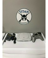 Sony Playstation PS One Video Game Console W/ RANDOM FREE GAME/ FREE SHI... - $38.00