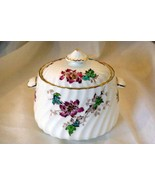 Minton Vermont  Covered Sugar Bowl #S365 - $25.19