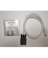 ADTPro boot disk and serial cable for Apple IIgs / IIc plus - $20.00