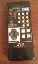 JVC TV/Cable Remote MasterCommand RM-C424 15426503 A12672S AV2050 AV2051... - $7.43