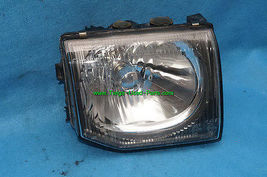 92-96 Mitsubishi Montero JDM Glass Headlights Head Light Lights Set 97 UPGRADE image 9