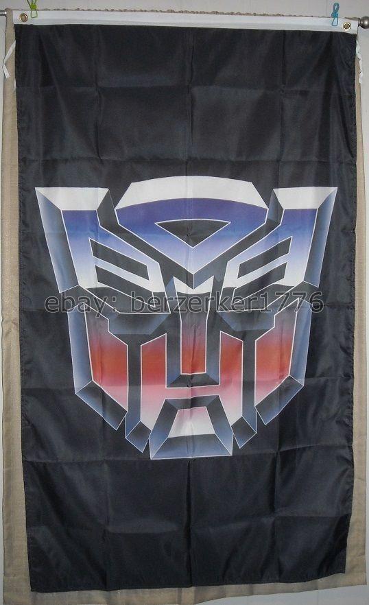 Battlestar Galactica logo 3/'x5 black Flag Caprica Cylons USA Seller shipper