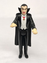 "Burger King Dracula Action Figures 1997 Universal Monsters 4"" w Cape 3 f... - $12.19"