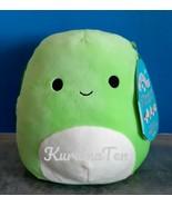 "Kellytoy Squishmallows Henry The Turtle 8"" Pillow Pet Plush NEW - $20.80"