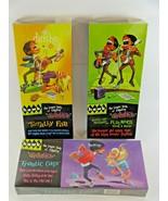 (3) Hawk Classics The Frantics Plastic Model Kits Total Fab Steel Plucke... - $31.66
