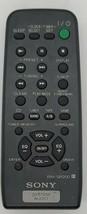 Sony System Audio Remote Control RM-SR200 genuine   - $11.63