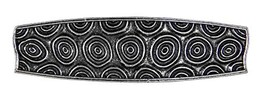 Spirals Hair Clip, Medium Hand Crafted Metal Barrette Made in the USA wi... - $19.36