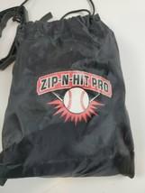 DEREK JETER Zip-N-Hit PRO  Baseball Pitch Return Batting Hitting Trainer... - $16.63