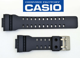 Genuine Casio G-Shock watch band RUBBER GR-8900NV GW-8900NV DARK BLUE GR... - $33.95