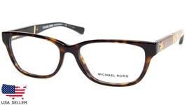 New Michael Kors MK4031 Rania Iv 3180 Tortoise Eyeglasses Frame 51-15-135 B35mm - $63.86