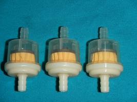 Fuel Gas Filter Petrol Filter Magnet 1/4 #3 Yamaha 50 70 80 100 250 350 450 500 - $14.01