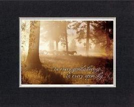In every gentle breezeIn every open sky. 8 x 10 Inches Biblical/Religiou... - $11.14