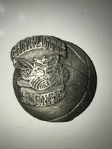 NBA Charlotte Hornets vintage belt buckle 1992 Official Licensed 2204 - $28.04