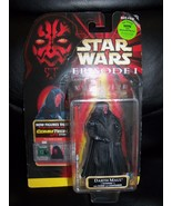 Hasbro Star Wars Episode I Tatoonie Darth Maul Action Figure W/COMMTECH ... - $49.80