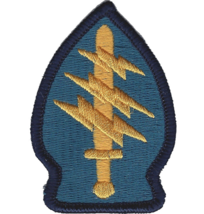 Army Special Forces Group Crest Arrow Embroidered Patch - $17.09