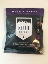 KUJU COFFEE Pocket Pourover Bold Awakening Blend - Sample Packet - $6.70
