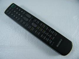 Sony RM-Y118 Remote Control Trinitron Universal Commander Free Shipping - $12.82