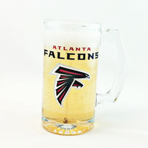 Atlanta Falcons Beer Gel Candle