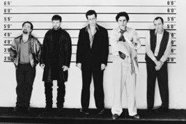 The Usual Suspects iconic line-up 18x24 Poster - $23.99