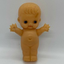 3.75″ Rubber Squeaker Doll Made in Japan - $17.28