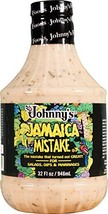 Johnny's Jamaica Mistake Dressing, 32 Ounce 3 Pack
