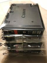 4 OEM Canon Ink Cartridges (PGI-29) for Pro-1 Photographic Printer Camera Tank - $94.82