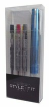 *Mitsubishi Pencil style fit limited set metallic blue special case - $13.77