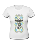 Funny Text I'm on a Sea Food Diet I Sea Food Then I Eat It T-Shirts - $23.50