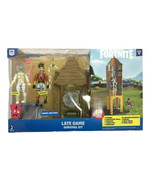 Fortnite Late Game Survival Kit  2 Action Figure Pack New - $30.99