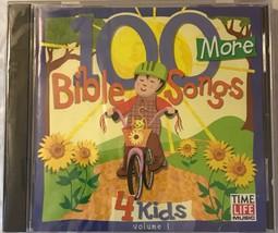 100 More Bible Songs 4 Kids Volume 1 [Audio CD, Brand New] - $17.09