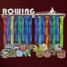 Rowing Medal Hanger Display V1 - $45.69